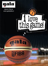 Gala is the official ball of the Fimba world tournament